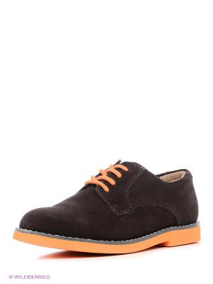 Ботинки Florsheim. Цвет: коричневый
