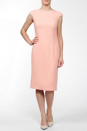 Платье MSW ATELIER. Цвет: розовый