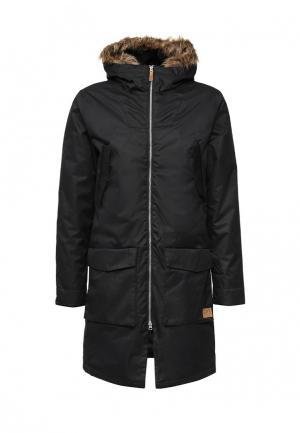 Куртка утепленная CLWR. Цвет: черный