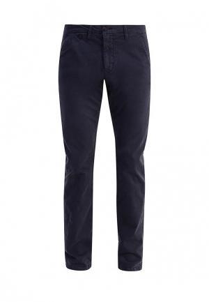 Брюки Staff Jeans & Co.. Цвет: синий
