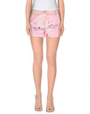 Повседневные шорты EYEDOLL. Цвет: розовый