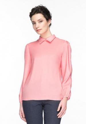 Блуза Gregory. Цвет: розовый