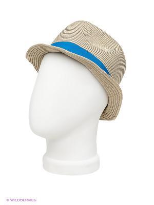 Шляпа Maxval. Цвет: серый, синий