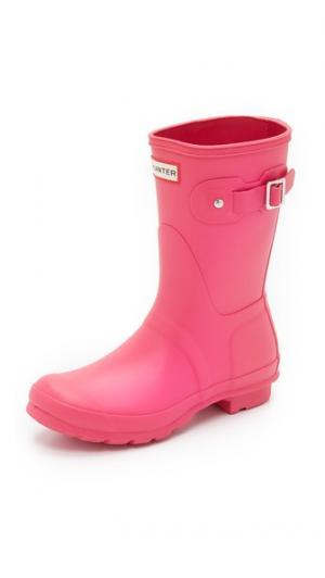 Hunter Boots ТОВАР РАСПРОДАН. Цвет: яркий светло-вишневый