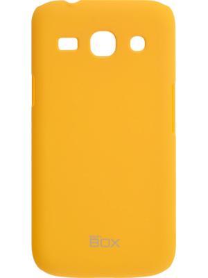 Samsung G350 Galaxy Star Advance Shield 4People skinBOX. Цвет: желтый