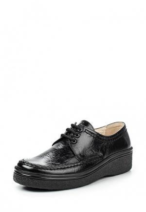 Ботинки Salamander. Цвет: черный