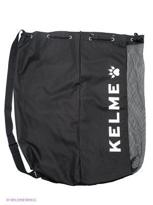 Сумка SMALL BAG PVC SHEETING KELME. Цвет: черный