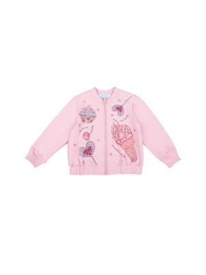 Толстовка Бимоша. Цвет: розовый