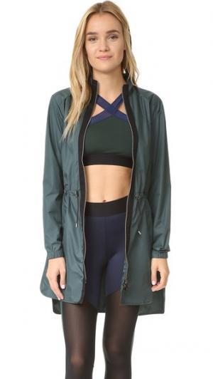 Пальто Training Heroine Sport. Цвет: зеленый