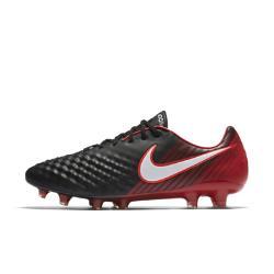 Футбольные бутсы для игры на твердом грунте  Magista Opus II Nike. Цвет: красный