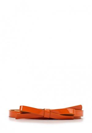 Пояс Bestia. Цвет: оранжевый