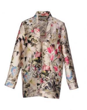 Легкое пальто HEIMSTONE. Цвет: зеленый-милитари