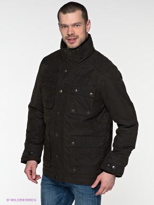 Куртка Crew Clothing. Цвет: хаки