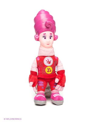 Мягкая игрушка Мася Мульти-пульти. Цвет: фиолетовый, красный, розовый