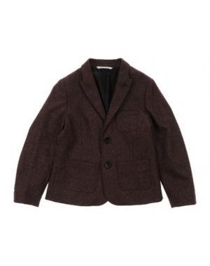 Пиджак DOLCE & GABBANA. Цвет: баклажанный