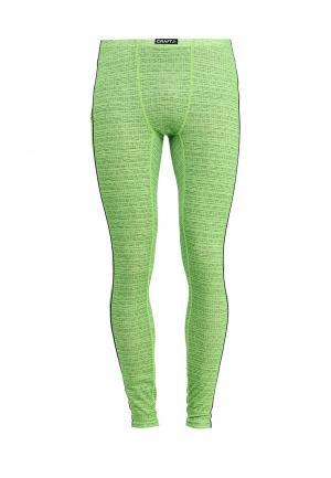 Термобелье Craft. Цвет: зеленый