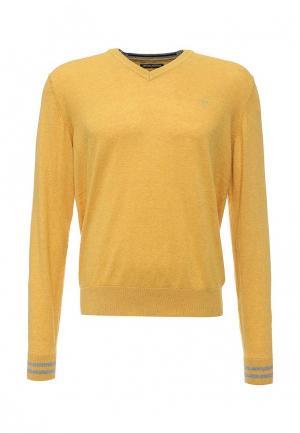 Пуловер Armata di Mare. Цвет: желтый