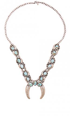 Ожерелье naja Natalie B Jewelry. Цвет: металлический серебряный