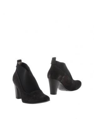 Ботинки F.LLI BRUGLIA. Цвет: свинцово-серый