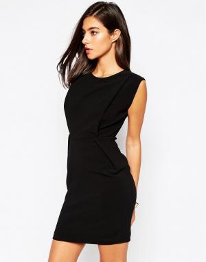 Little Black Dress Цельнокройное платье Emma. Цвет: черный