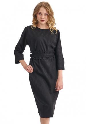Платье Nastasia Sabio. Цвет: черный