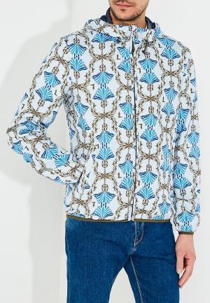Ветровка Trussardi Jeans. Цвет: голубой