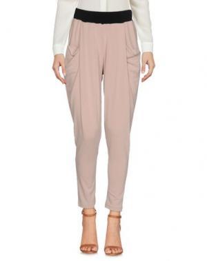 Повседневные брюки PIERRE MANTOUX. Цвет: бежевый
