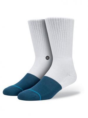 Носки TRANSITION (FW17) Stance. Цвет: темно-синий, белый