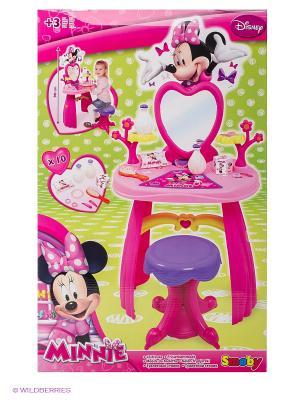 Туалетный столик Minnie Smoby. Цвет: розовый