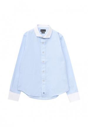 Рубашка Orby. Цвет: синий
