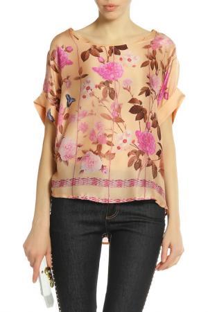 Рубашка GRAN SASSO. Цвет: мультицвет