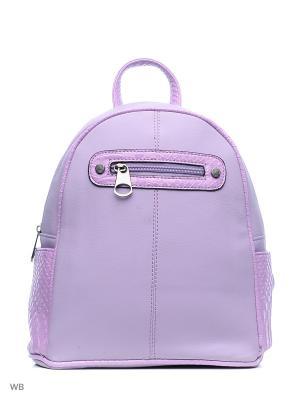 Рюкзак-сумка Sofiya. Цвет: сиреневый