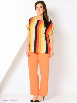 Кофточка LUNEV. Цвет: оранжевый