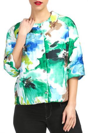 Куртка Dori. Цвет: зеленый