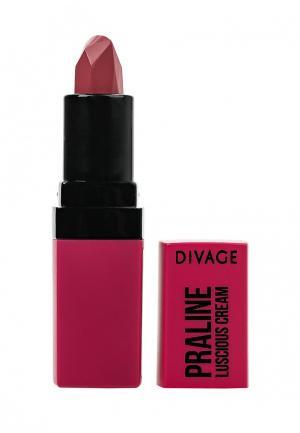 Помада для губ Divage. Цвет: розовый