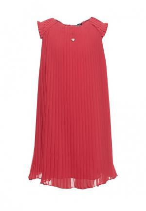 Платье Armani Junior. Цвет: розовый