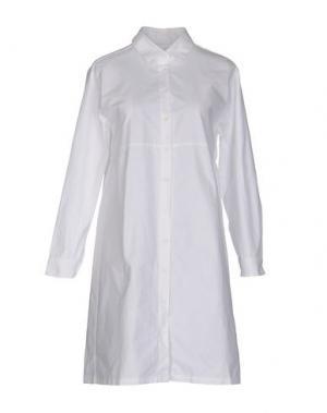 Ночная рубашка THE SLEEP SHIRT. Цвет: слоновая кость