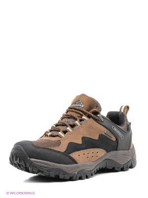 Ботинки EDITEX. Цвет: черный, коричневый