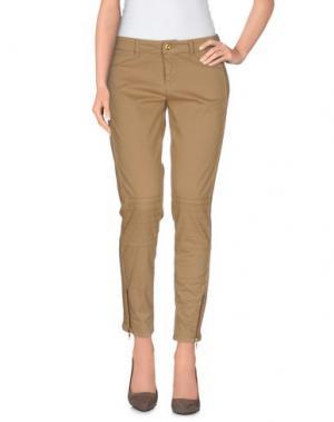 Повседневные брюки TOY G.. Цвет: бежевый