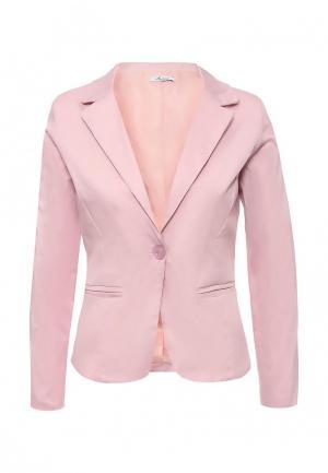 Жакет Aurora Firenze. Цвет: розовый