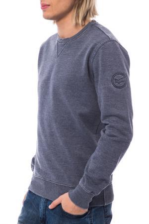 Sweatshirt Gas. Цвет: navy