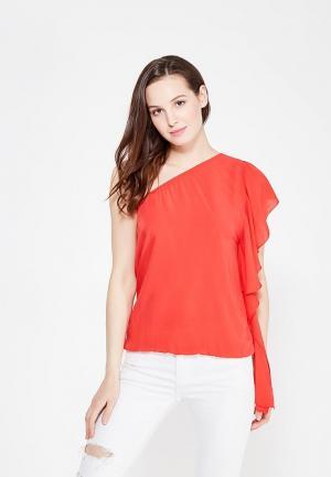 Блуза Rinascimento. Цвет: красный