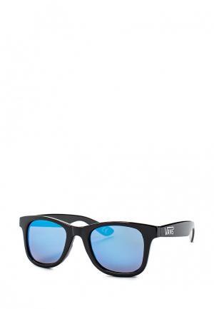 Очки солнцезащитные Vans. Цвет: черный