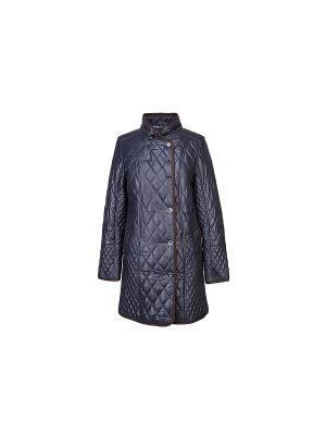 Пальто HAGENSON. Цвет: темно-синий, синий