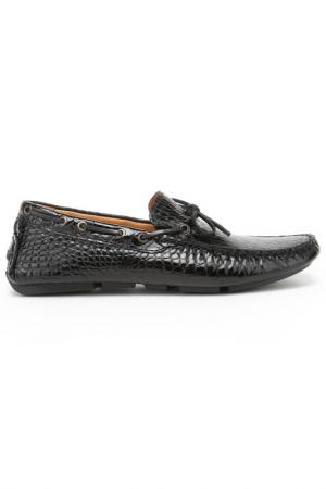 Туфли DERI&MOD. Цвет: черный