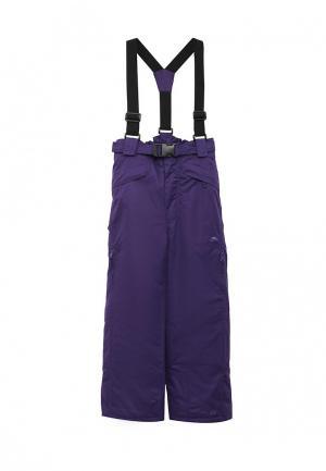Брюки горнолыжные Trespass. Цвет: фиолетовый
