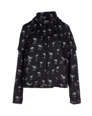 Куртка PINKO UNIQUENESS. Цвет: черный