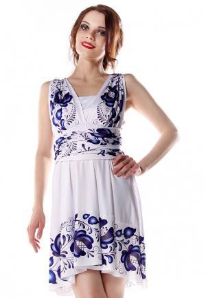 Платье Seanna. Цвет: белый