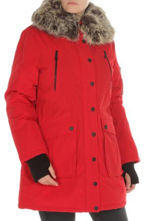 Куртка BCBG. Цвет: 610, red