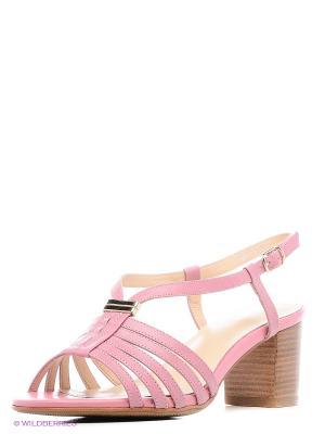 Босоножки Covani. Цвет: розовый